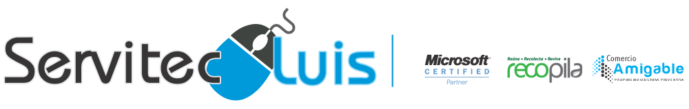Logo Servitec Luis 1000px